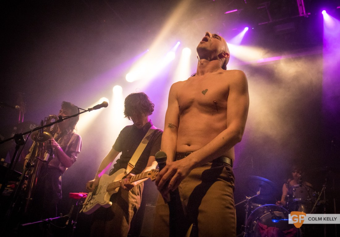 Fat White Family at The Button Factory by Colm Kelly-1-28