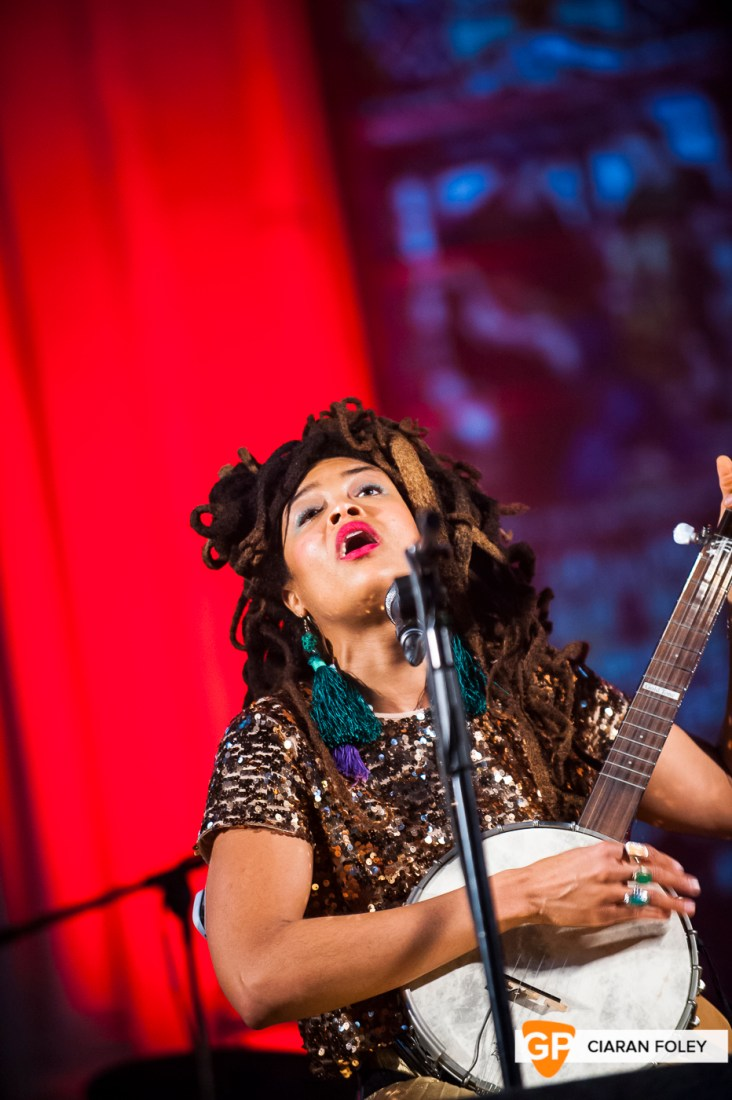 Mick Flannery w-s Valerie June @ St Lukes Cork 17th May 2019-10