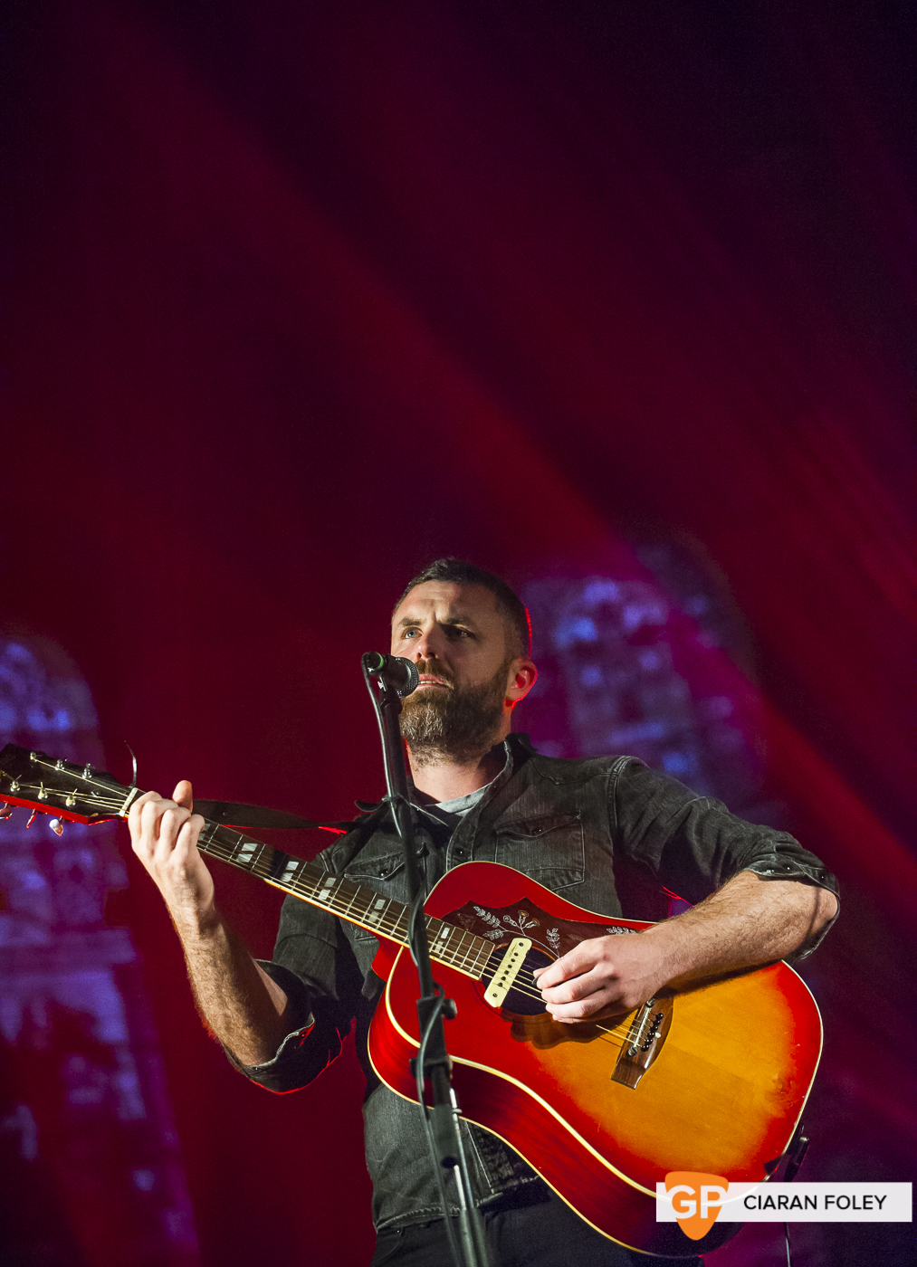 Mick Flannery w-s Valerie June @ St Lukes Cork 17th May 2019-23