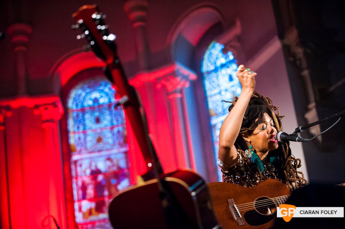 Mick Flannery w-s Valerie June @ St Lukes Cork 17th May 2019-5