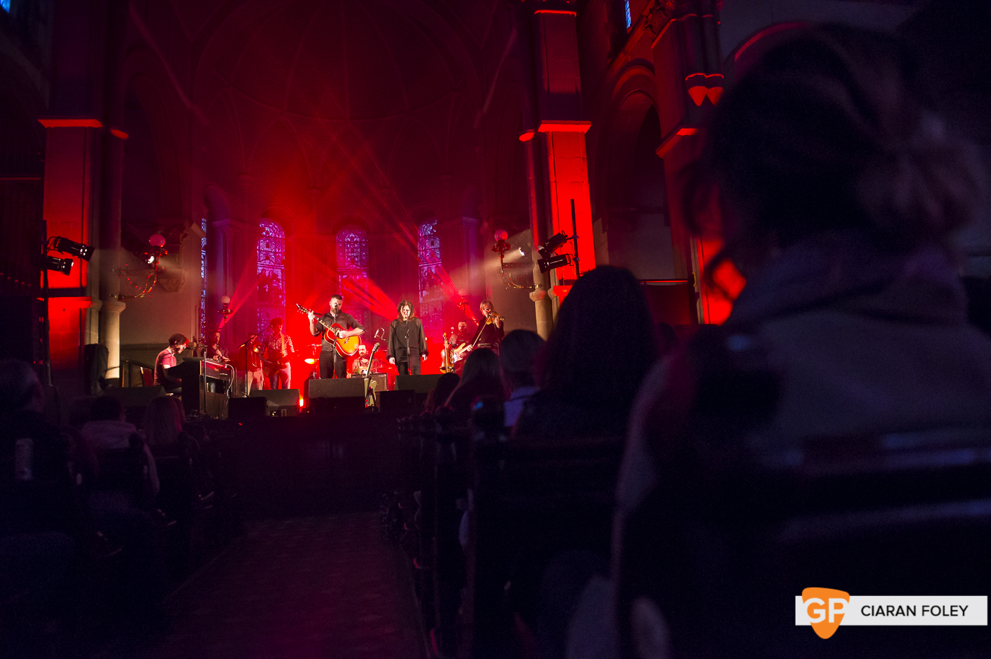 Mick Flannery w-s Valerie June @ St Lukes Cork 17th May 2019-54