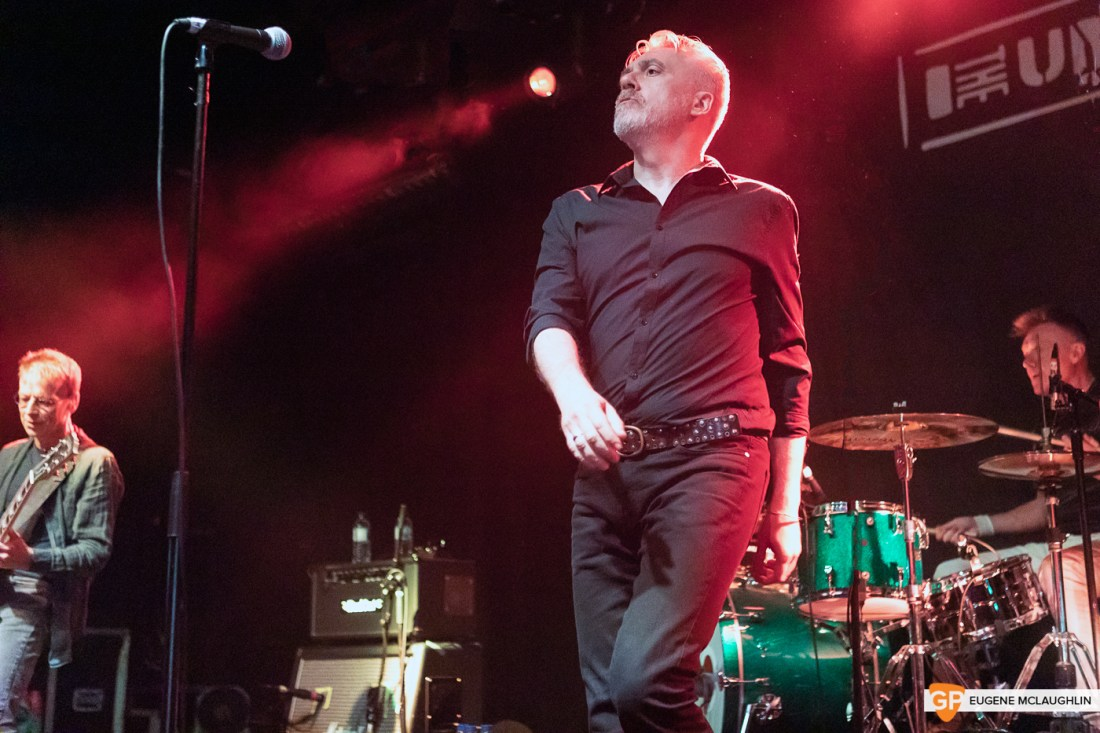 UNDERTONES at COVENTRY EMPIRE by EUGENE MCLAUGHLIN (03 May 19) 2