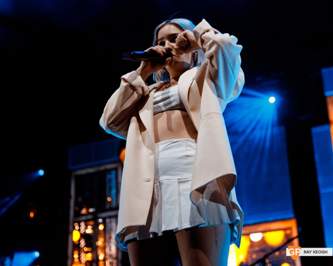 Anne MArie – 3 arena – Photo by Ray Keogh