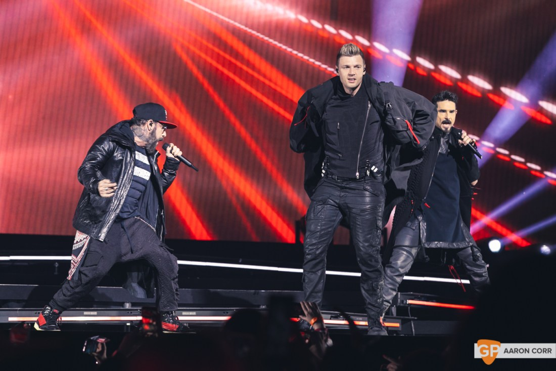 Backstreet Boys at 3Arena on 11-Jun-2019 by Aaron Corr-3440