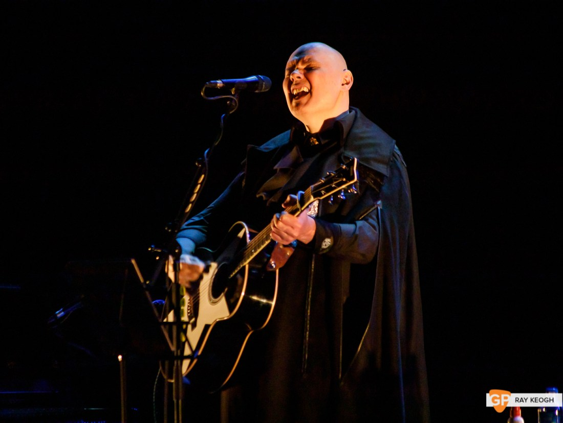 Billy Corgan – The Olympia – Ray Keogh