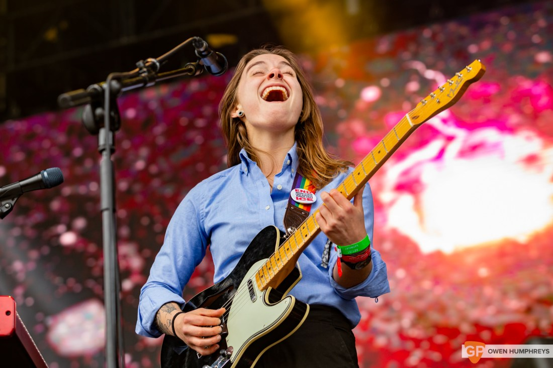 Julien Baker at Forbidden Frut 2019. Photo by Owen Humphreys. www.owen.ie