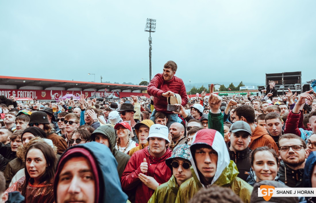 Gerry Cinnamon, Independent Park, 23-6-19 Shane J Horan-9