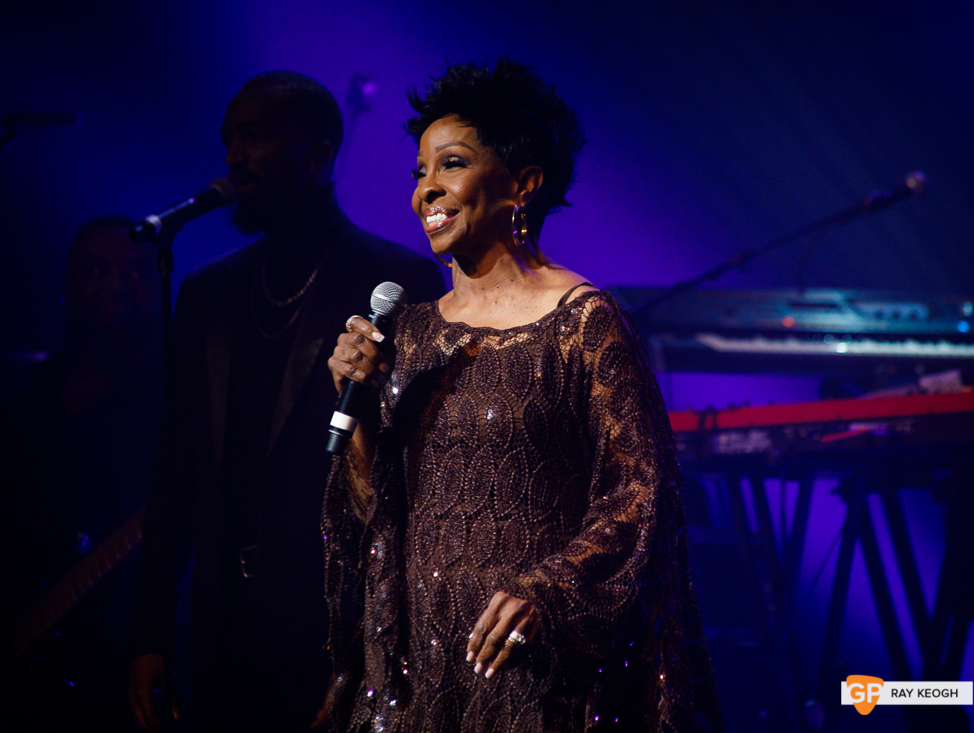 Gladys Knight – The Olympia – Ray Keogh-82