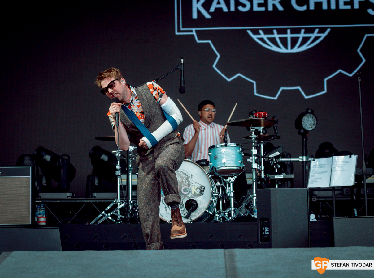 Kaiser Chiefs Nile Rodgers & Chic ST Anne's 2 July 2019 Tivodar 6