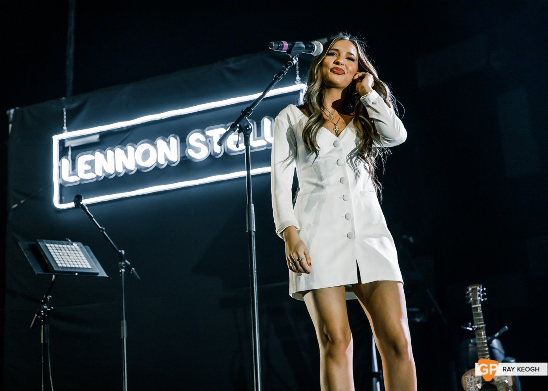 Lennon Stella – 3 Arena – Photo by Ray Keogh