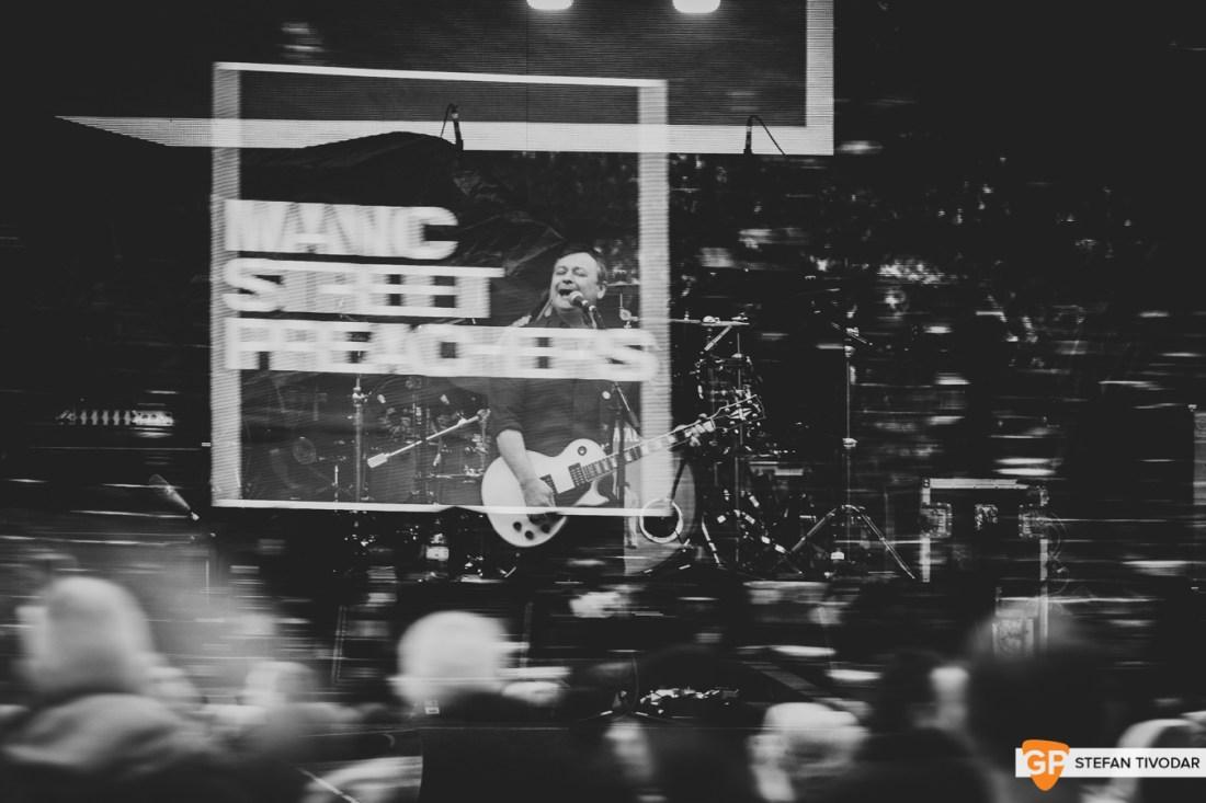 Manic Street Preachers Bon Jovi June 2019 RDS Tivodar 8