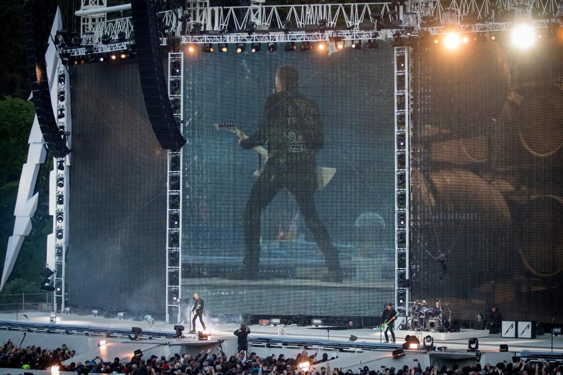 Metallica 2019