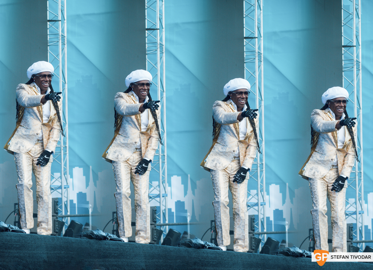 Nile Rodgers & Chic ST Anne's 2 July 2019 Tivodar 1