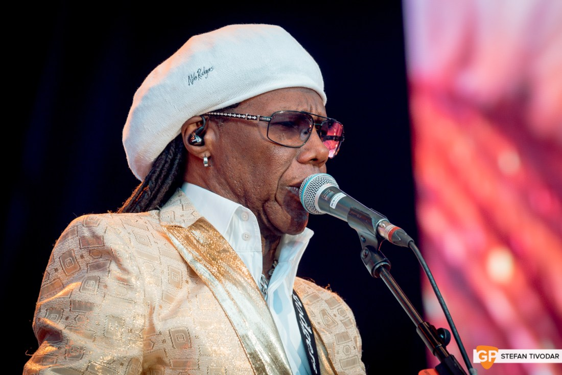 Nile Rodgers & Chic ST Anne's 2 July 2019 Tivodar 14