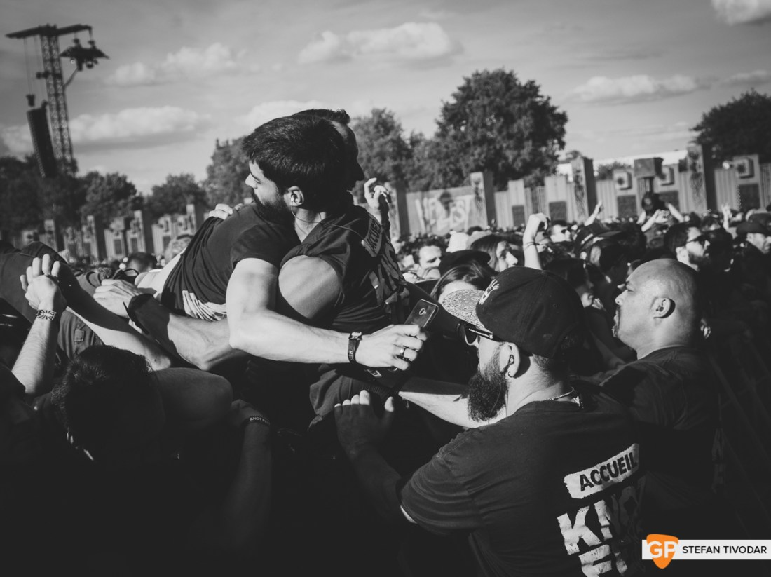 Papa Roach Knotfest 2019 3
