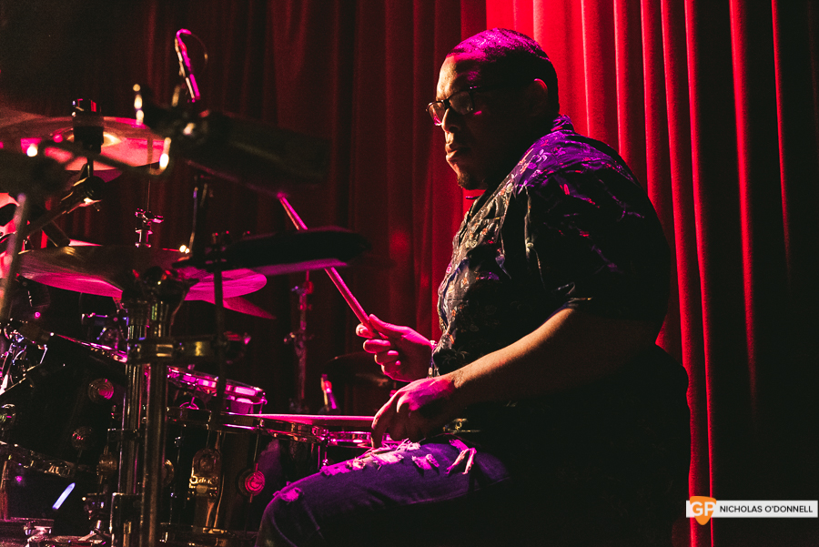 Roy Ayers peforming in The Sugar Club, Dublin. Photographs by Nicholas O'Donnell. (4 of 15)