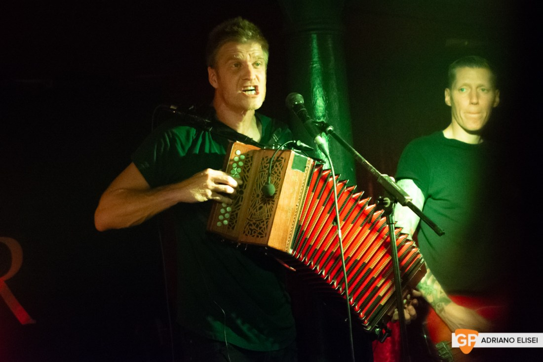 Skinny Lister at The Academy (21)