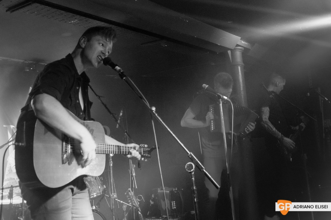 Skinny Lister at The Academy (24)