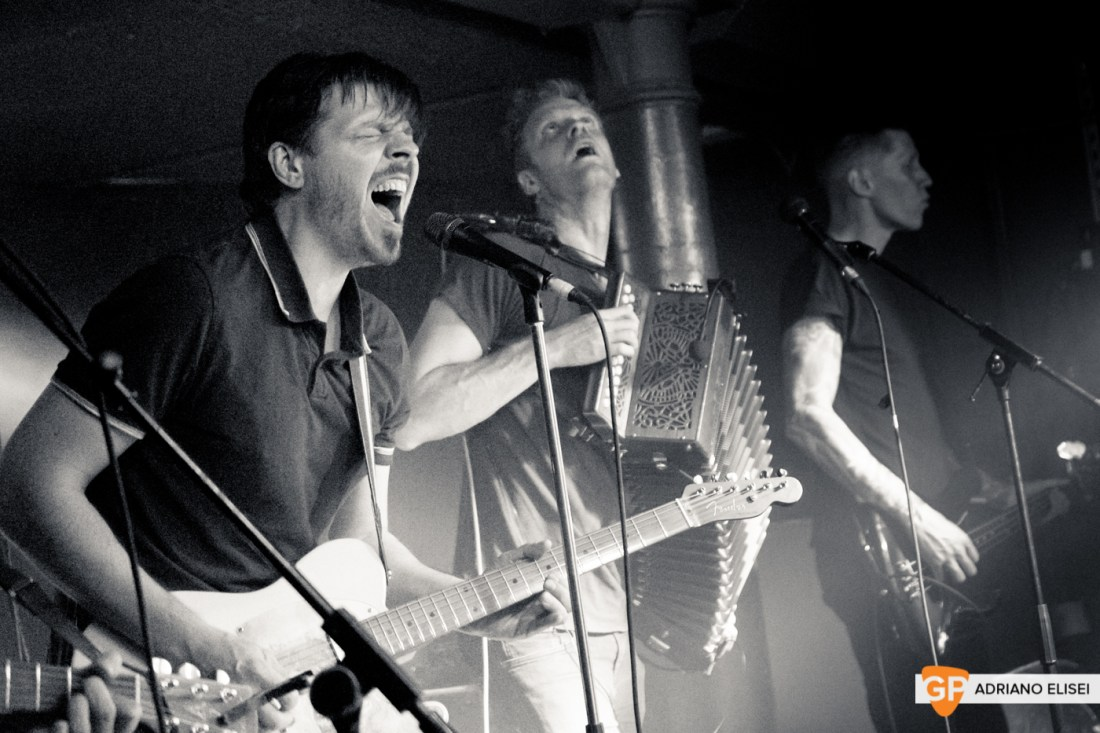 Skinny Lister at The Academy (26)