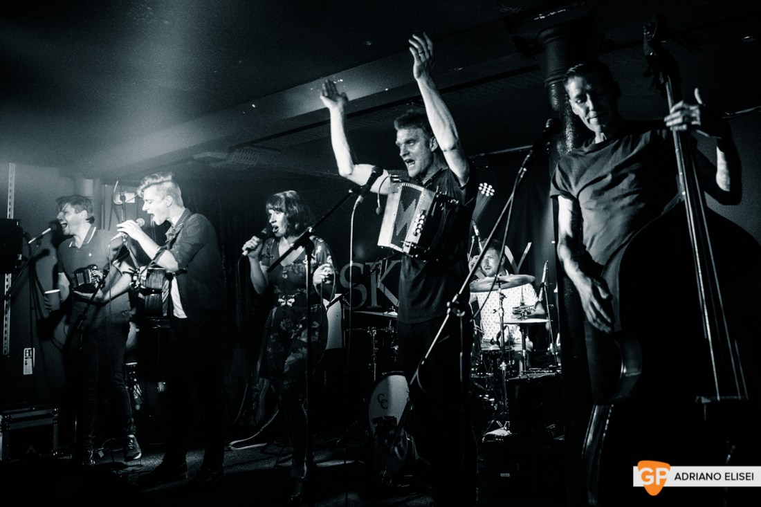 Skinny Lister at The Academy (27)