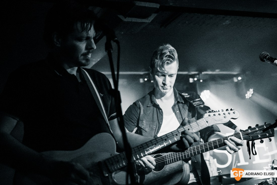 Skinny Lister at The Academy (28)