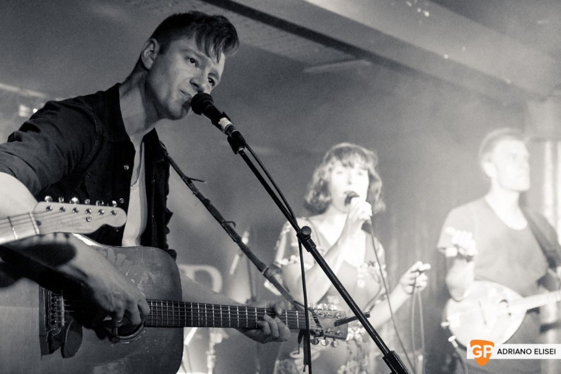 Skinny Lister at The Academy (29)
