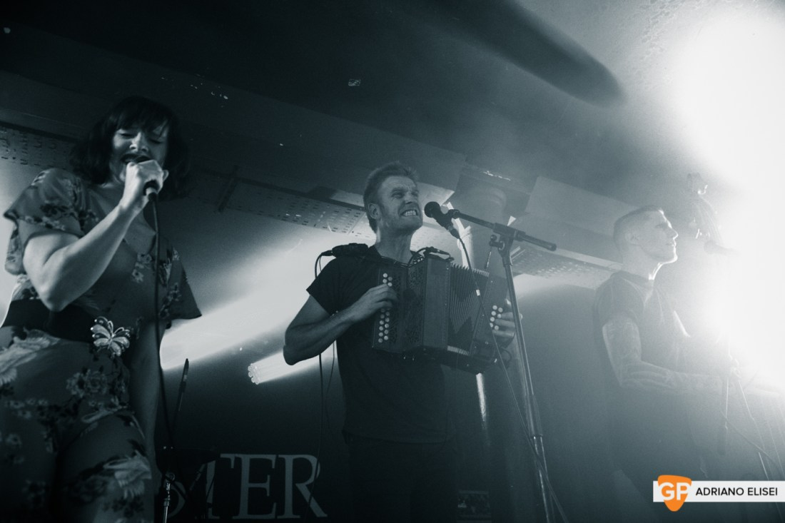Skinny Lister at The Academy (4)