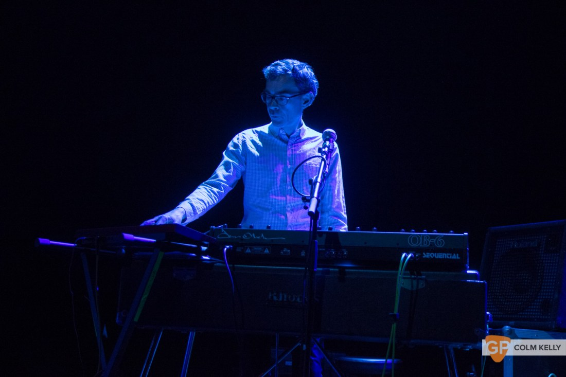 Stereolab at Vicar Street by Colm Kelly-7