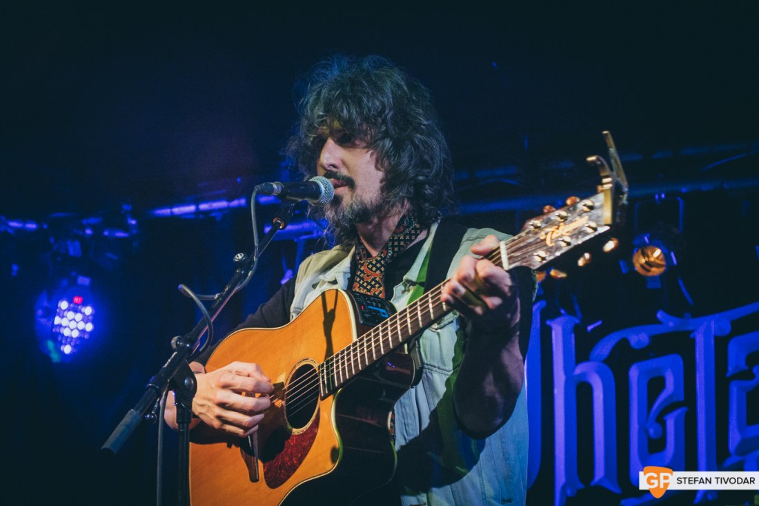 Brian Gallagher A night for Joe Whelans July 2019 Tivodar