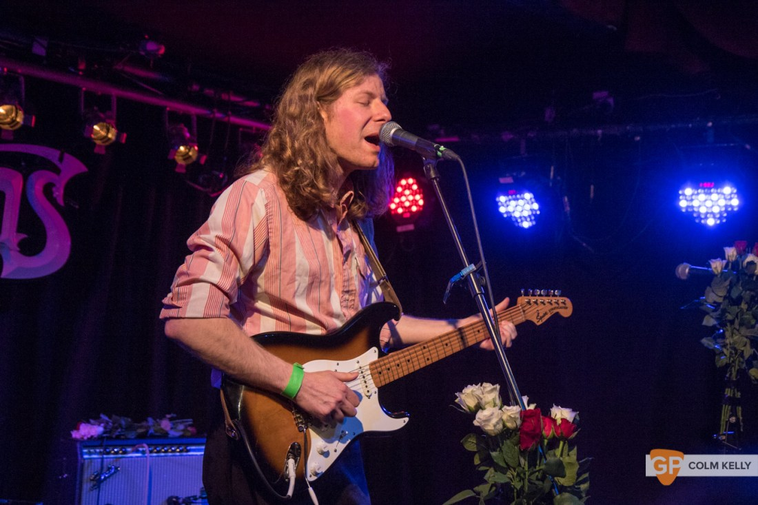 Cian Nugent at Whelan's by Colm Kelly-2