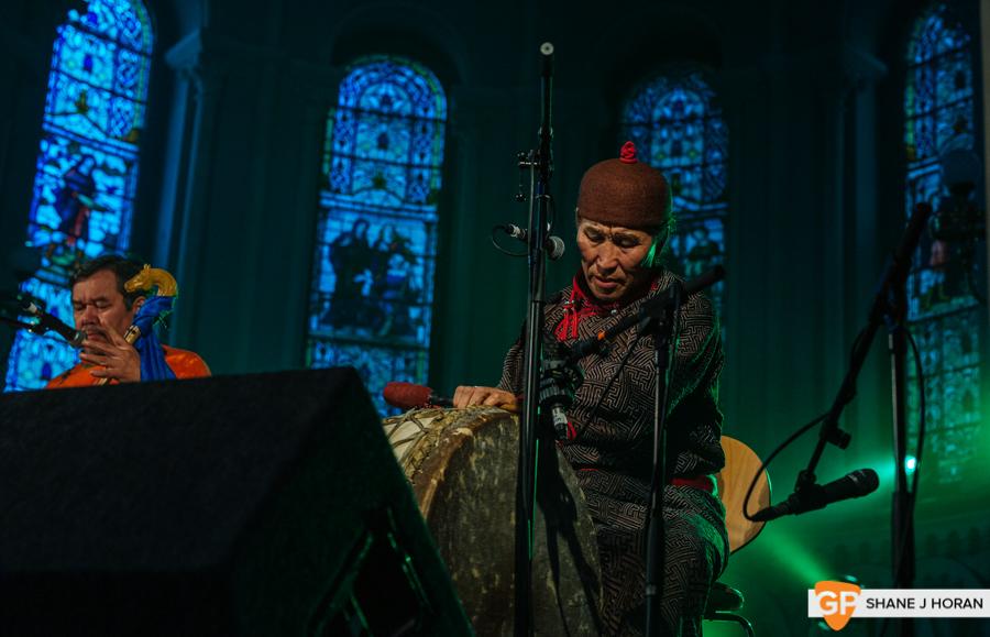 Huun Huur Tu, Live at St Lukes, Shane J Horan, 20-7-19-12