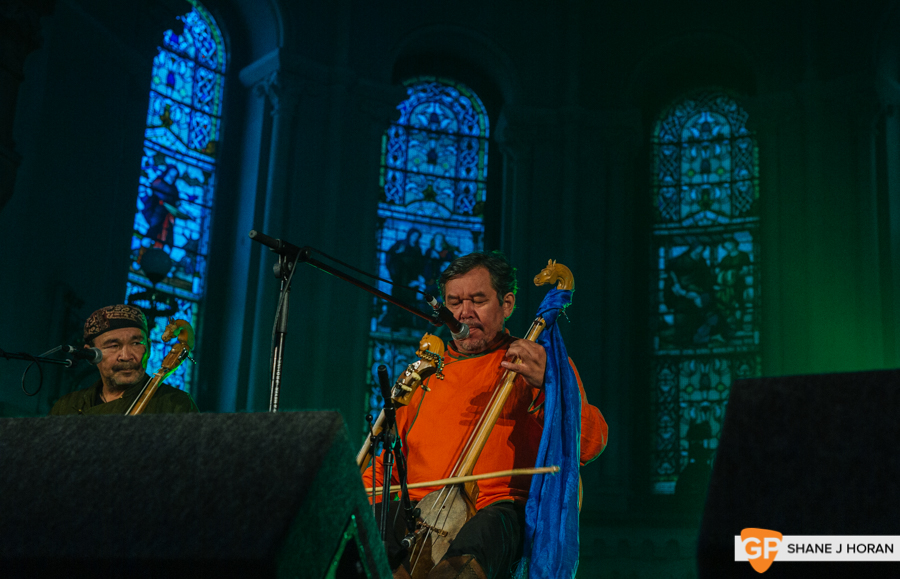 Huun Huur Tu, Live at St Lukes, Shane J Horan, 20-7-19-13