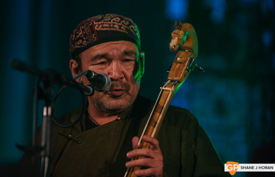 Huun Huur Tu, Live at St Lukes, Shane J Horan, 20-7-19-17