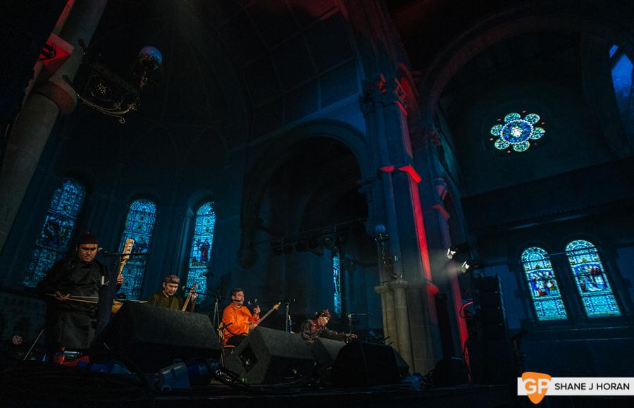 Huun Huur Tu, Live at St Lukes, Shane J Horan, 20-7-19-20