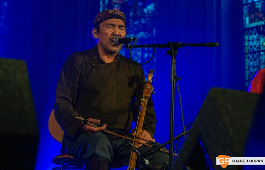 Huun Huur Tu, Live at St Lukes, Shane J Horan, 20-7-19-6