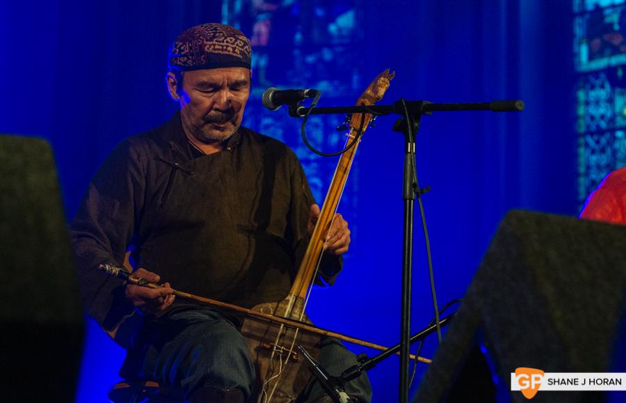 Huun Huur Tu, Live at St Lukes, Shane J Horan, 20-7-19-8