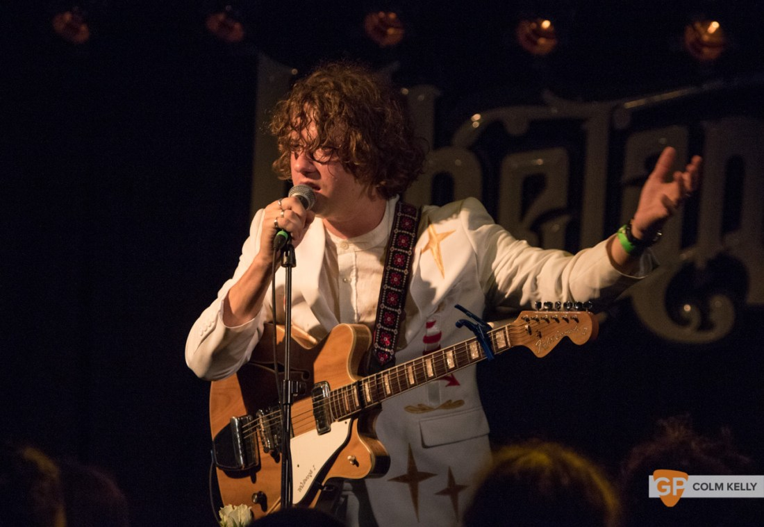 Kevin Morby at Whelan's by Colm Kelly-87
