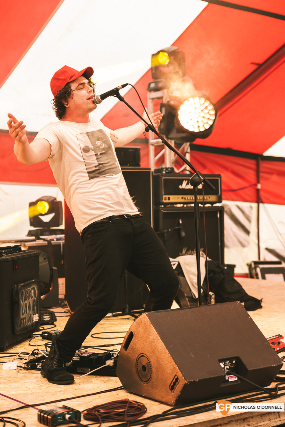 KnockanStockan 19- I Am The Main Character. Photos by Nicholas O'Donnell.