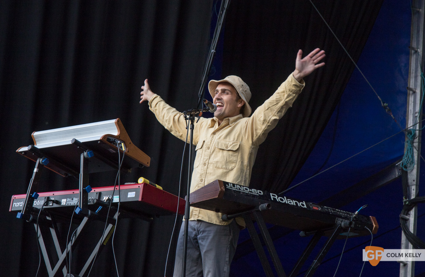Mac De Marco at Iveagh Gardens by Colm Kelly-6