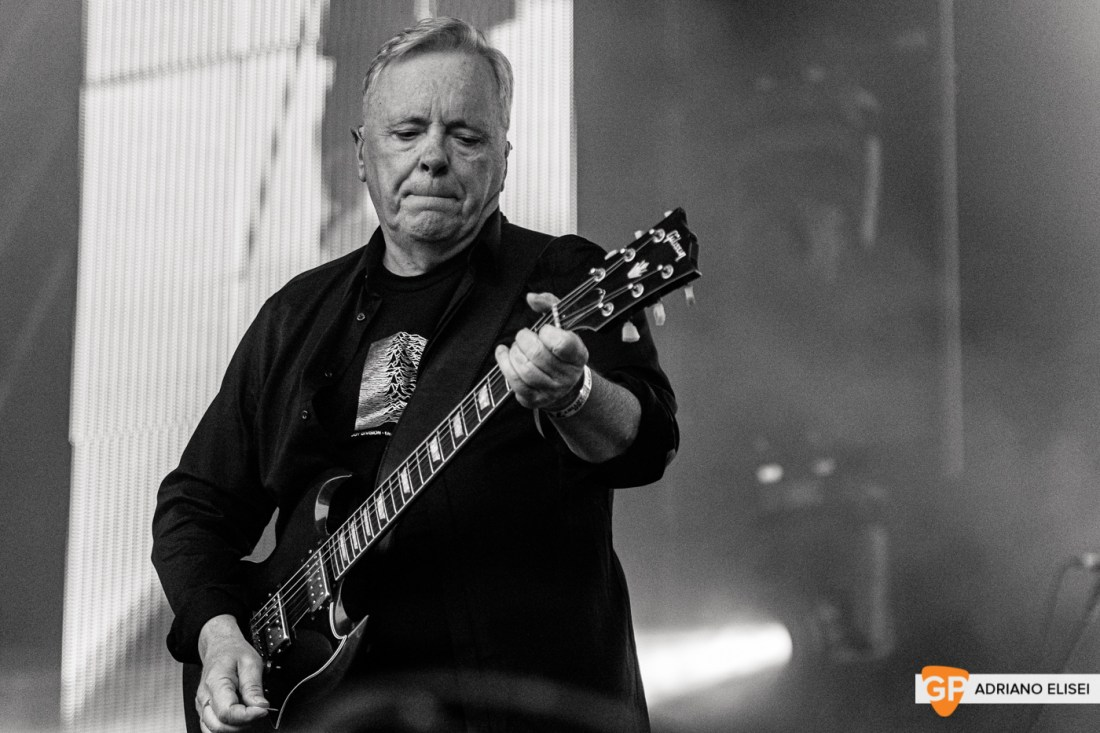 New Order at Trinity College Summer Series(39)