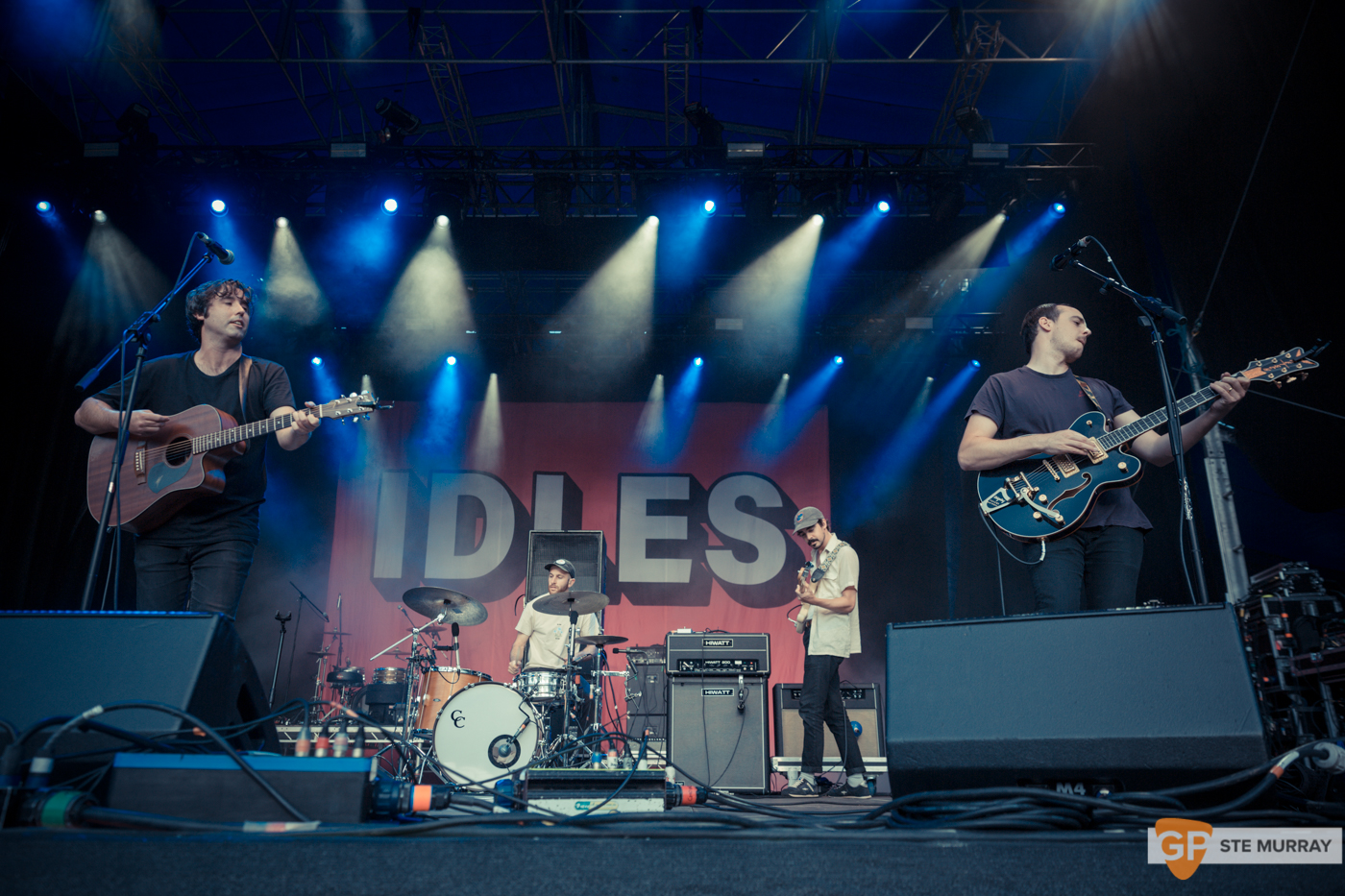 Rolling Blackouts Coastal Fever AT Iveagh Gardens, Dublin BY Ste Murray