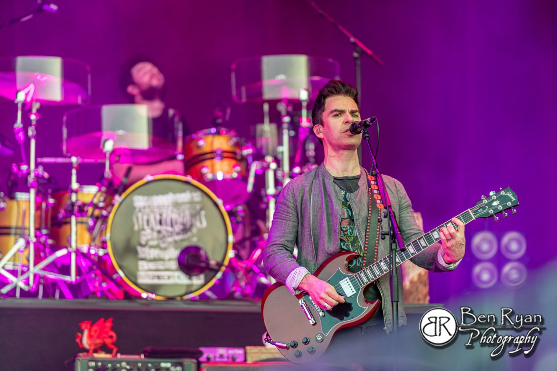 Stereophonics – Trinity College (2 of 30) – Photo- Ben Ryan