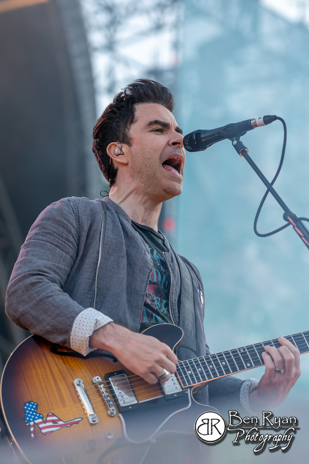 Stereophonics – Trinity College (30 of 30) – Photo- Ben Ryan