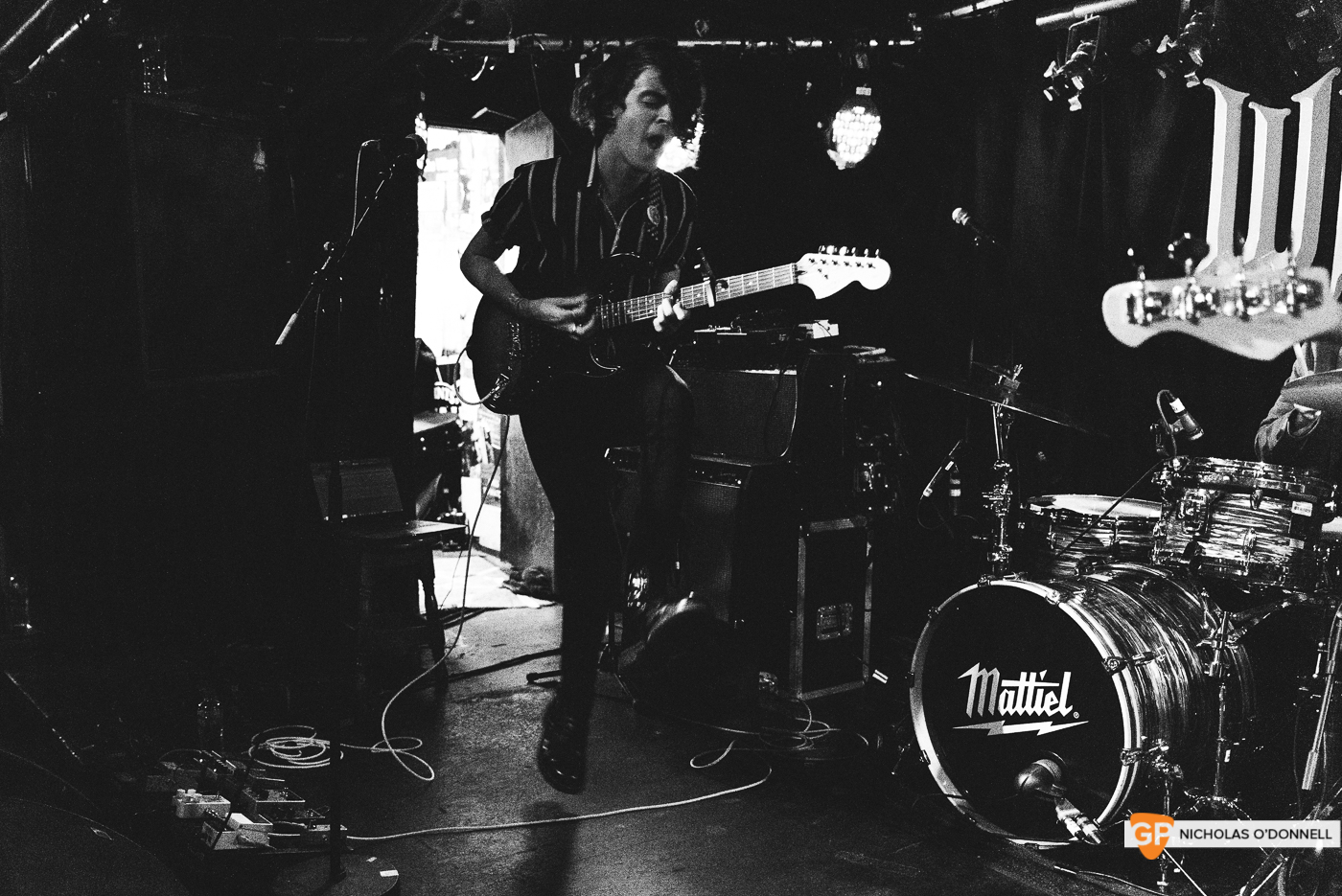 Support 1- Nerves opening for Mattiel in Whelan's. Photos by Nicholas O'Donnell. (2 of 6)
