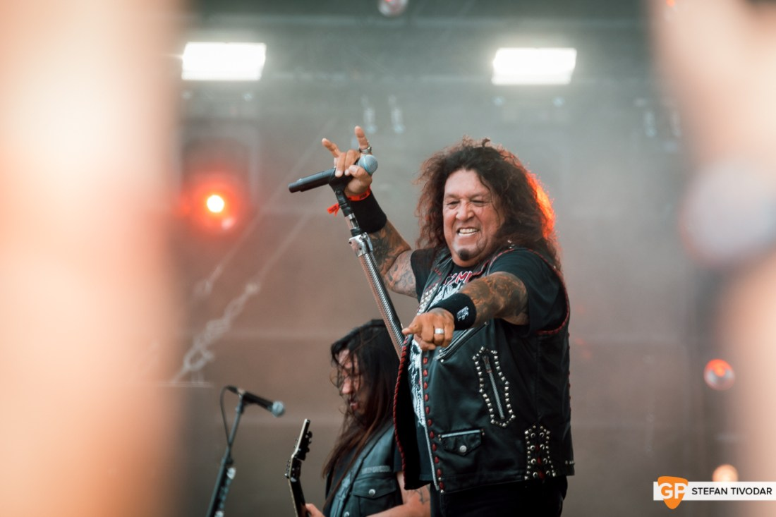 Testament Hellfest Day 3 5