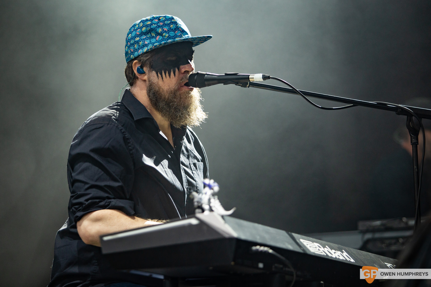 John Grant at All Together Now 2019. Photo by Owen Humphreys. www.owen.ie
