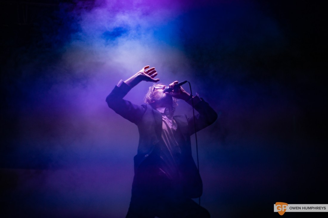 Jarvis Cocker at Electric Picnic 2019. Photo by Owen Humphreys. www.owen.ie