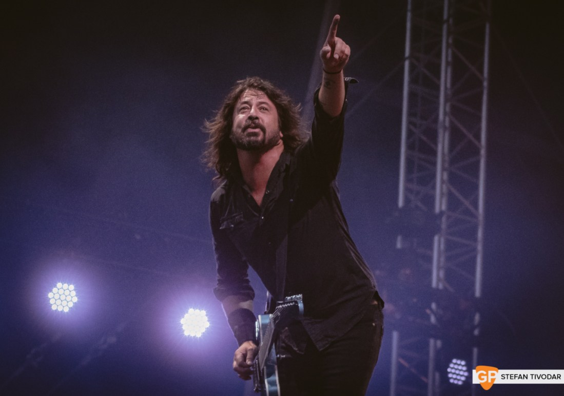Foo Fighters RDS August 2019 Tivodar 18