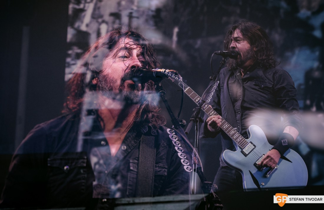 Foo Fighters RDS August 2019 Tivodar 2