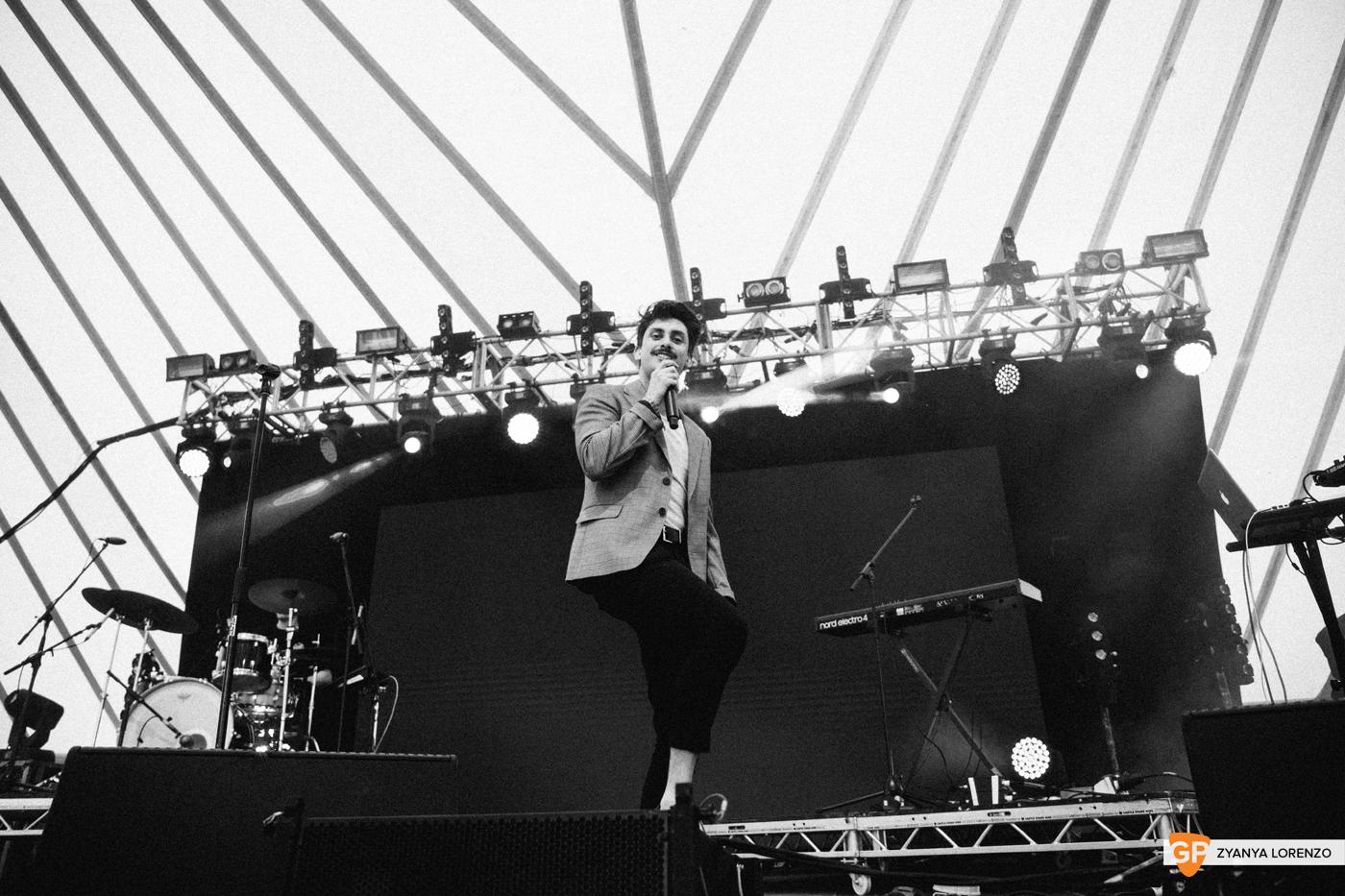Tim Chadwick live at Independence, Cork. Photographed by Zyanya Lorenzo.